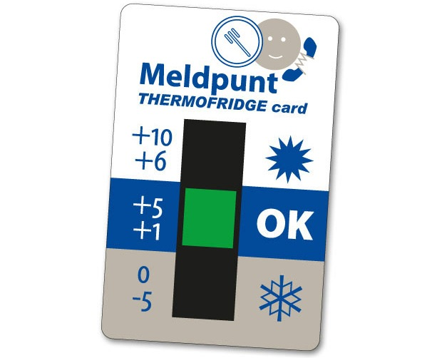 Thermofridge card