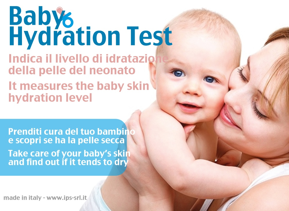 Baby Hydration test
