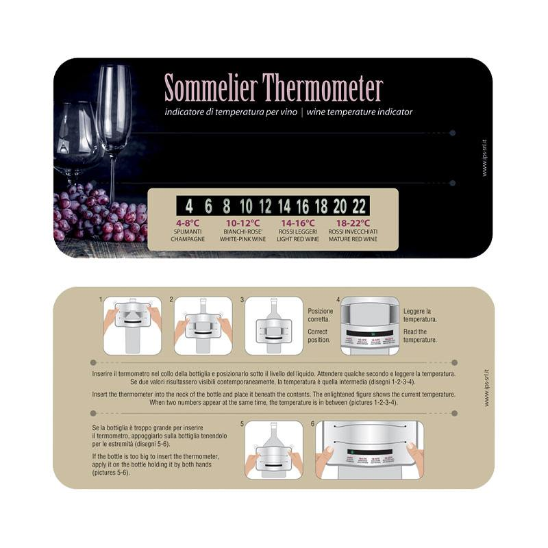 Sommelier Thermometer