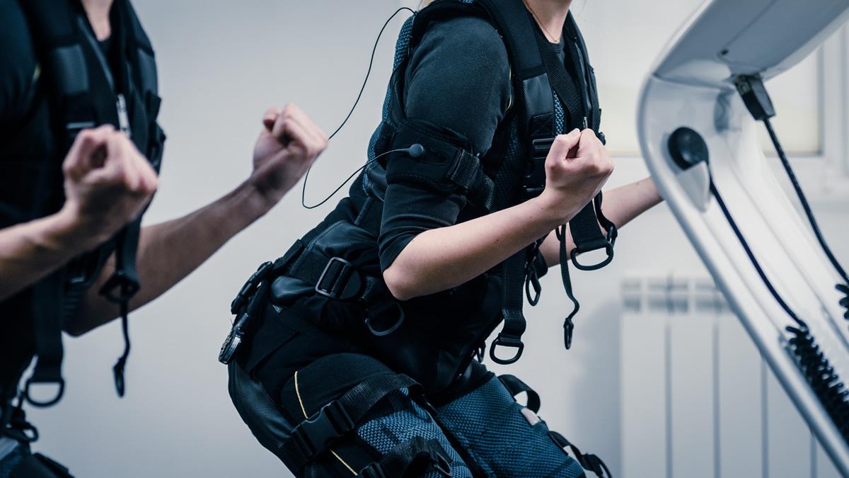 EMS - elettro stimolazione muscolare nella lotta alla cellulite