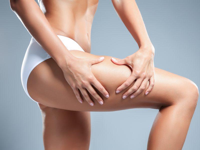 Vacuum cellulite treatment