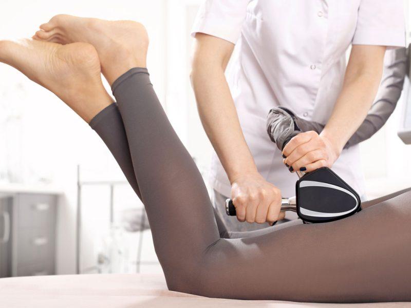 Massaggio connettivale cellulite